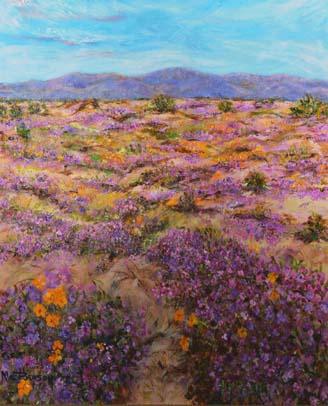 Desert Super Bloom II